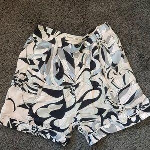 Emilio PUCCI silk shorts US size 4 CHIC